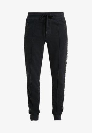 CONTRAST PANT - Teplákové kalhoty - black