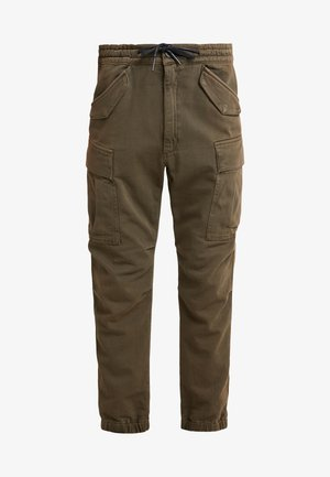 NEW CARGO - Cargobroek - olive