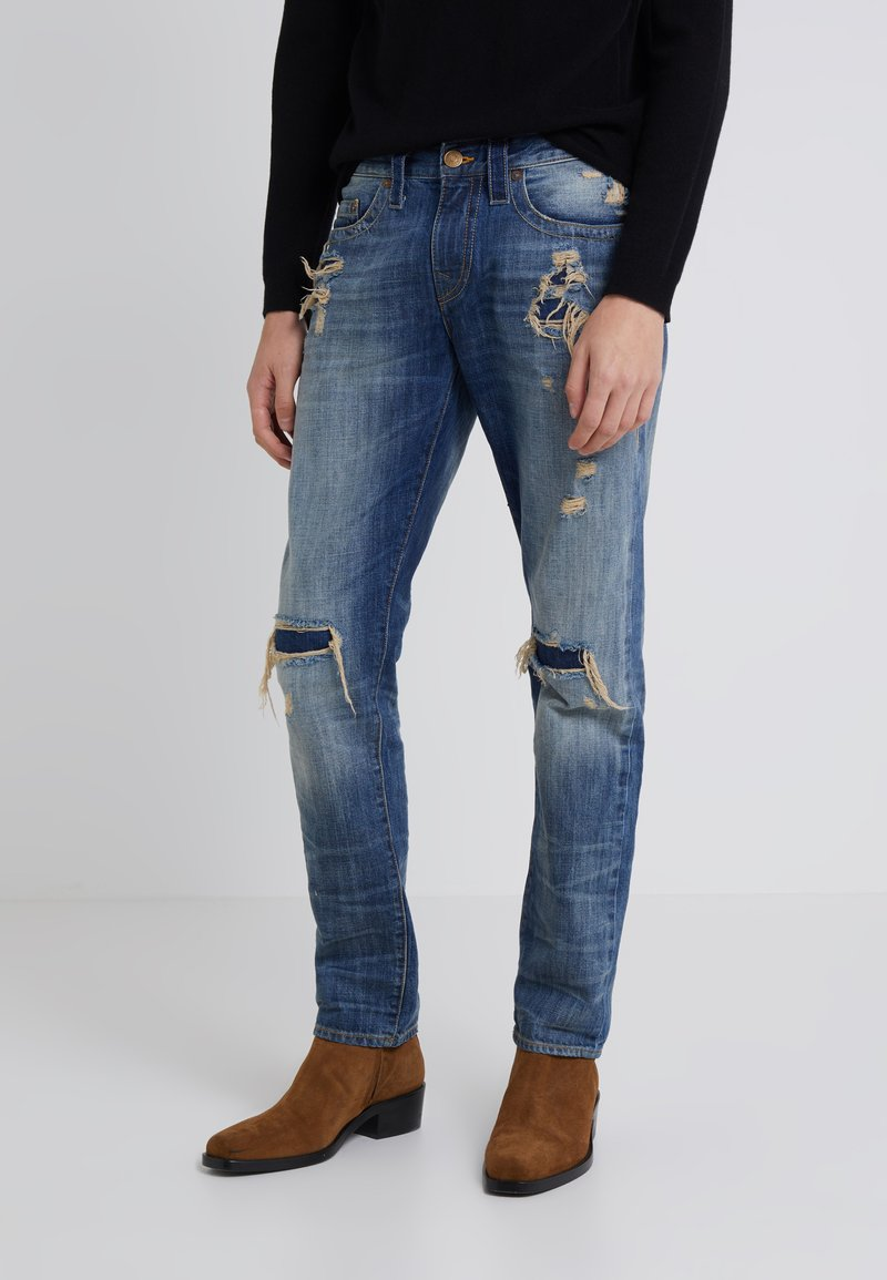 True Religion - Jeans slim fit - selvedge years