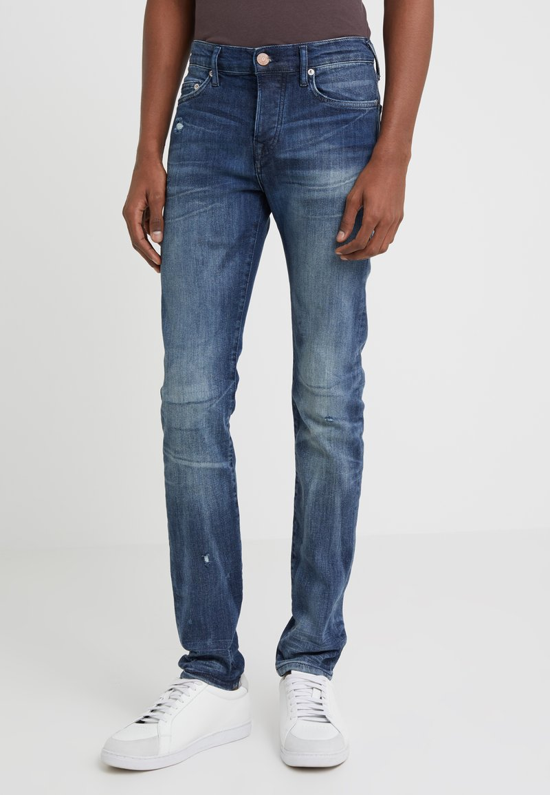 True Religion - ROCCO COMFORT WASH - Slim fit jeans - blue