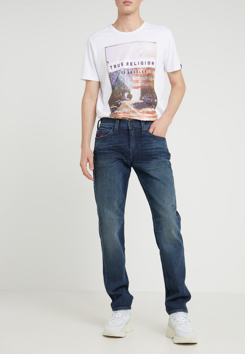 True Religion - GENO - Slim fit jeans - medium indigo