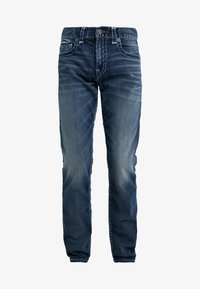 True Religion - GENO FLAP SUPER REVERENT - Slim fit jeans - blue - 3