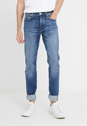 ROCCO - Slim fit jeans - dark blue denim