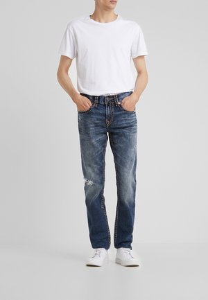 ROCCO SUPER NO FLAP  - Slim fit jeans - light dust