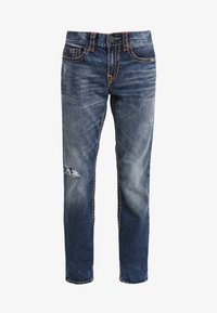 True Religion - ROCCO SUPER NO FLAP  - Jeans Slim Fit - light dust - 4
