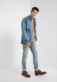 True Religion - ROCCO SUPER  - Jeans slim fit - raw fiber - 1