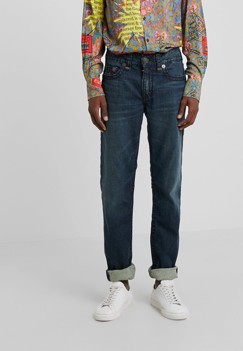 True Religion - ROCCO SUPER - Slim fit jeans - dark blue