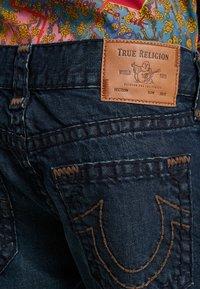 True Religion - ROCCO SUPER - Džíny Slim Fit - dark blue - 4