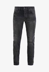 True Religion - ROCCO SUPER STRETCH - Jeans slim fit - black - 4