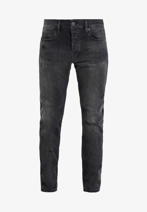 ROCCO SUPER STRETCH - Džíny Slim Fit - black
