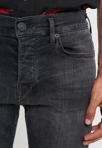 True Religion - ROCCO SUPER STRETCH - Jeans slim fit - black - 3