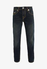 True Religion - ROCCO NO FLAP SUPER  - Jeans straight leg - dark blue denimn - 3