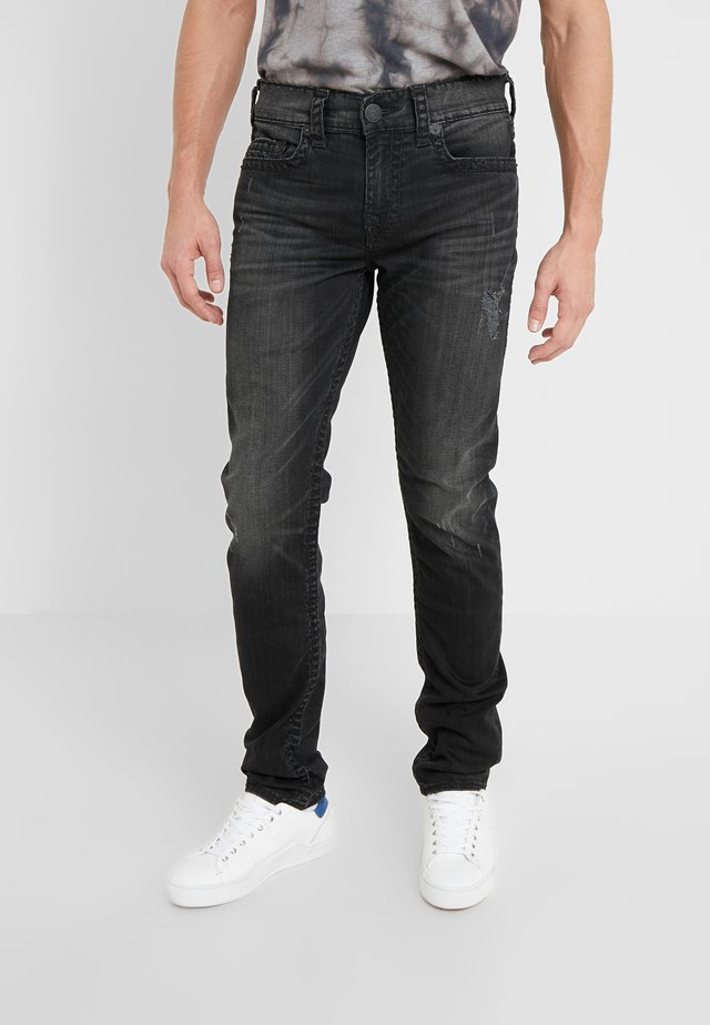 ROCCO SUPER WORN THAT PART - Jeans Slim Fit - ghib