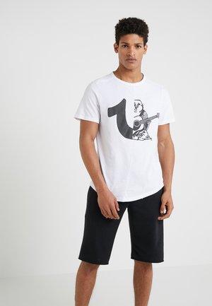 LOGOS - T-shirts med print - white
