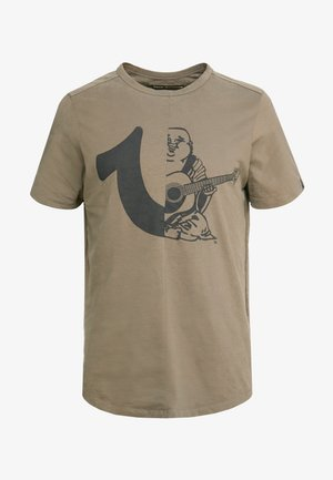 LOGOS - T-shirt print - dusty green