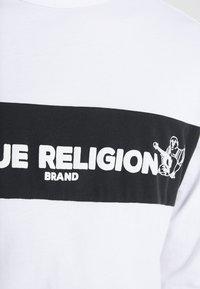True Religion - CREW  - Topper langermet - white - 4