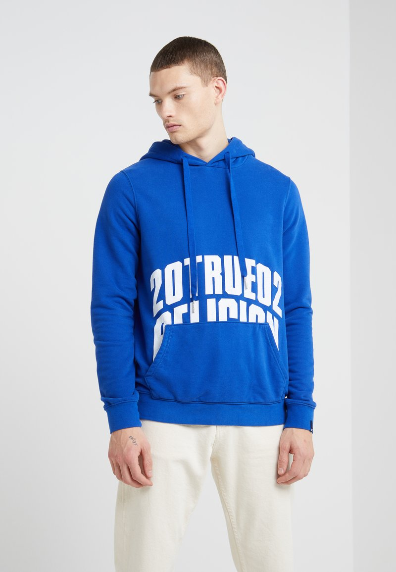 True Religion - HOODY TRUE - Hoodie - true surf