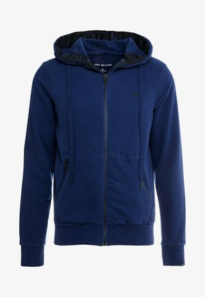 HOODED JACKET TRUE TAPE - Hettejakke - navy