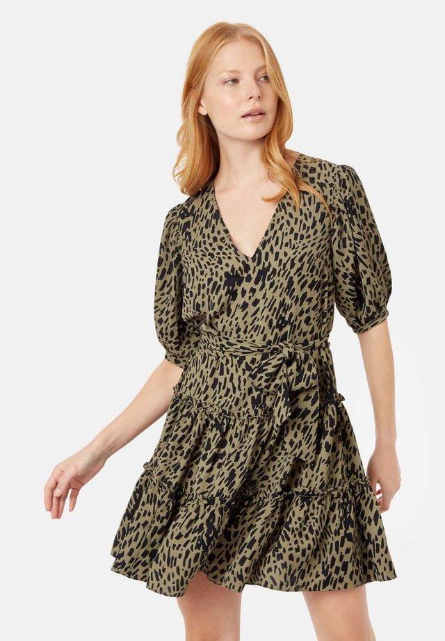 Sukienka letnia - green