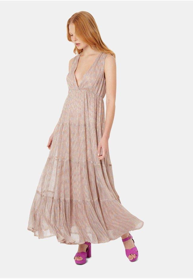 GAIA - Długa sukienka - gold