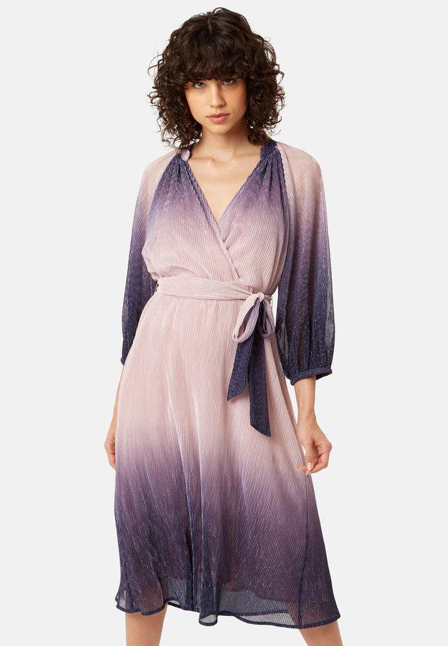 Sukienka letnia - pink/purple