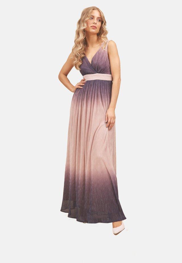 Maxi dress - pink/purple