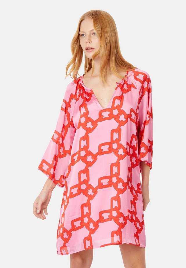 MOMENTS  - Day dress - red