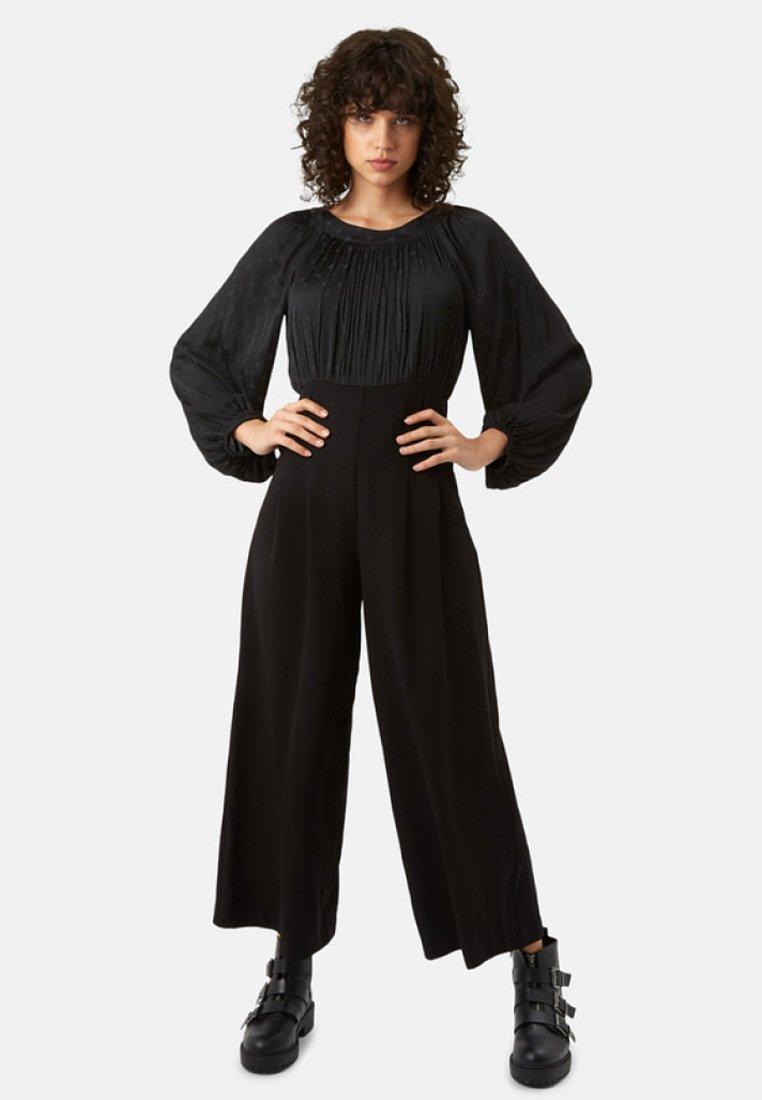 Traffic People - Jumpsuit - black