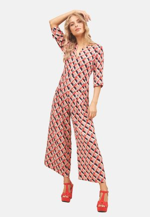 BETTY - Jumpsuit - red