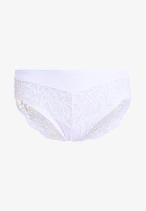 AMOURETTE CHARM TAI - Trusser - white