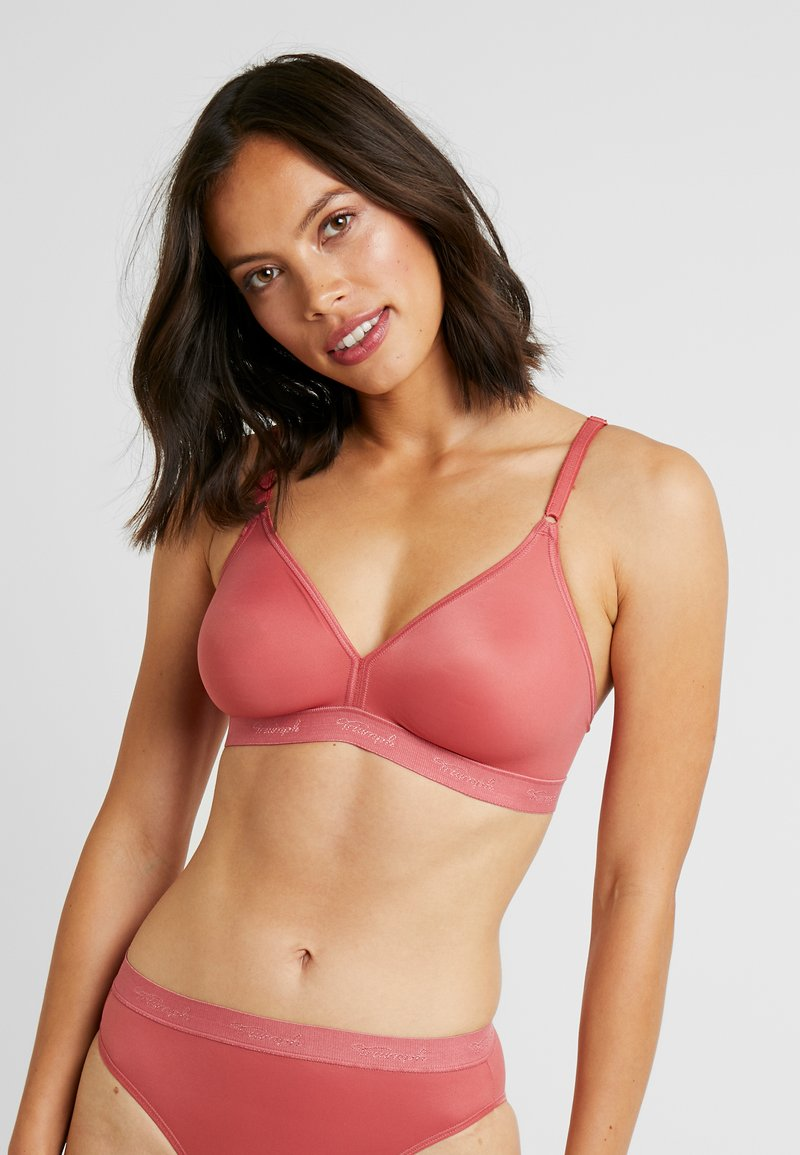 Triumph - FUN - Triangle bra - baroque rose