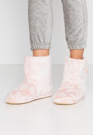 ACCESSORIES BOOT - Slippers - desert sand