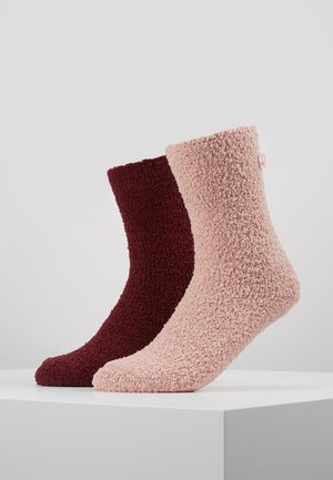 ACCESSORIES 2 PACK - Chaussettes - woodrose