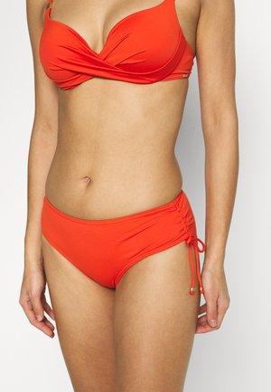 VENUS ELEGANCE MIDI - Dół od bikini - bitter orange