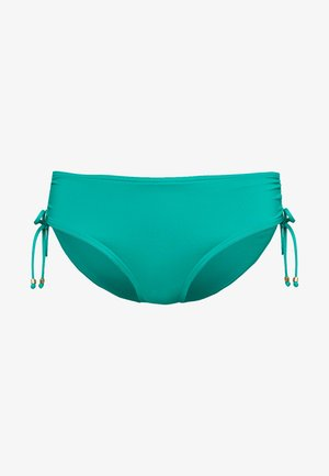 VENUS ELEGANCE MIDI - Bikini bottoms - palm green