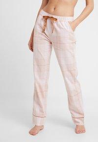 Triumph - MIX & MATCH TROUSER - Pyžamový spodní díl - desert sand - 0