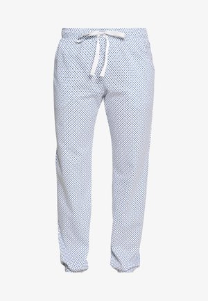 MIX & MATCH TROUSERS - Pyjamasbyxor - blue light combination
