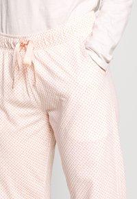 Triumph - MIX & MATCH TROUSERS - Spodnie od piżamy - brown light combination - 4