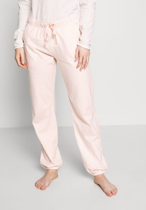 MIX & MATCH TROUSERS - Pantaloni del pigiama - brown light combination
