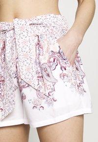 Triumph - MIX AND MATCH - Spodnie od piżamy - white - 4