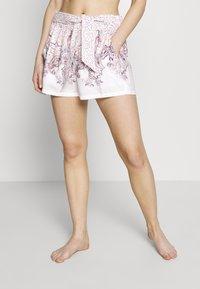 Triumph - MIX AND MATCH - Spodnie od piżamy - white - 0