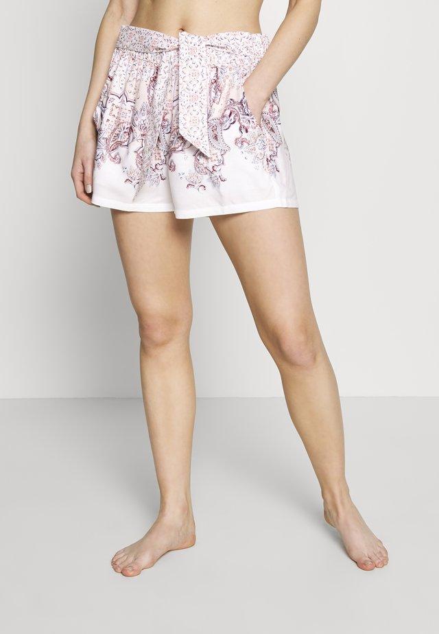 MIX AND MATCH - Pantaloni del pigiama - white
