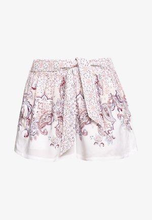 MIX AND MATCH - Spodnie od piżamy - white