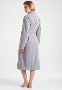Triumph - ROBES LONG ROBE - Szlafrok - silver grey - 2