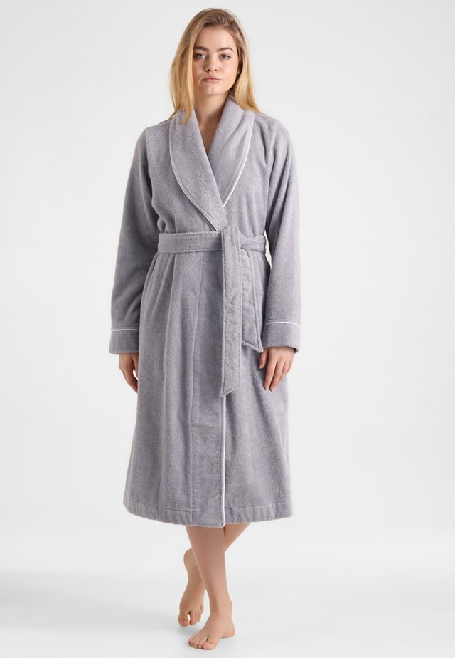 ROBES LONG ROBE - Accappatoio - silver grey