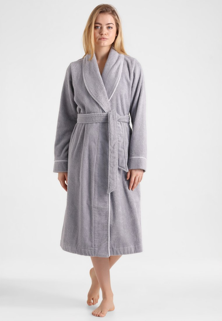 Triumph - ROBES LONG ROBE - Szlafrok - silver grey
