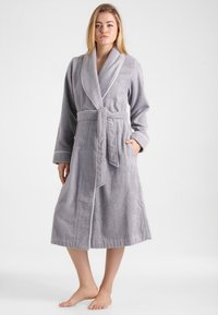 Triumph - ROBES LONG ROBE - Szlafrok - silver grey - 1