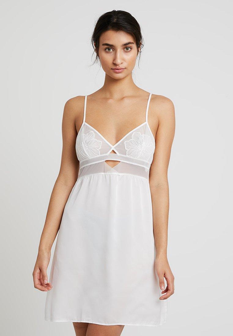 Triumph - BRIDAL - Camicia da notte - white