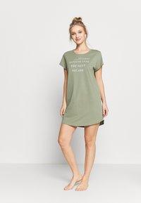 Triumph - NIGHTDRESSES - Noční košile - moss green - 1