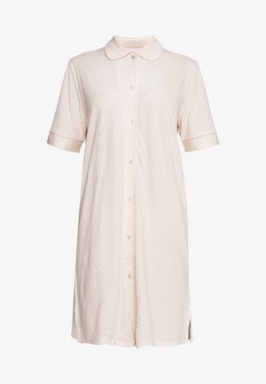 NIGHTDRESSES BOYFRIEND - Koszula nocna - brown light